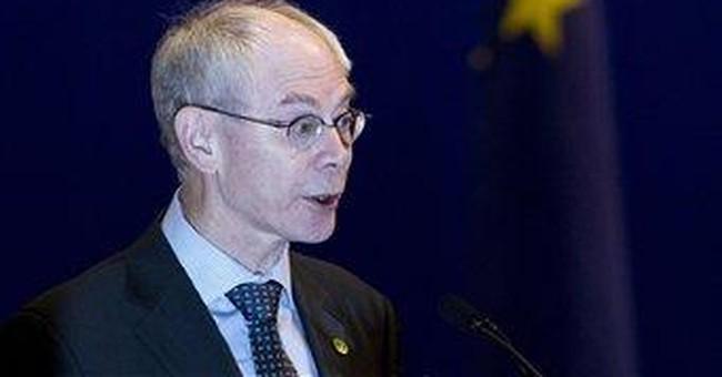 EU Council Prez Van Rompuy set to get 2nd term