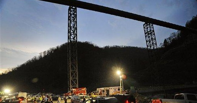 Probe targets foremen in 2010 W.Va. mine disaster