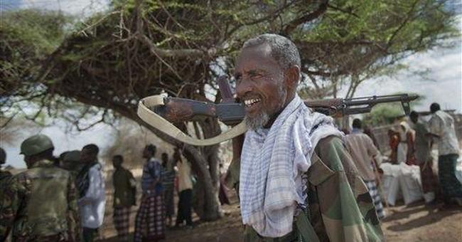 Ethiopian, Somali troops capture key Somali town