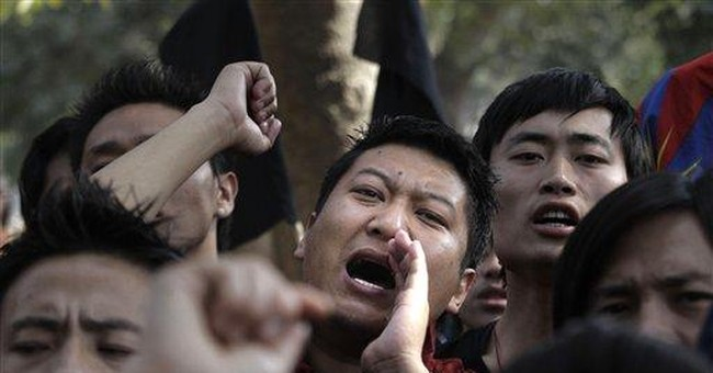 As China clamps down, Tibet struggle grows radical