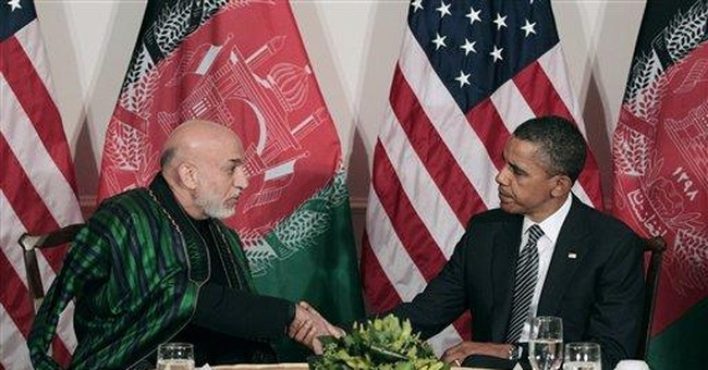 Afghans, US may defer issues in strategic deal