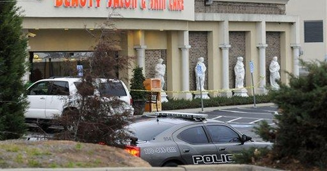 Police: Ga. victims related in Korean spa shooting
