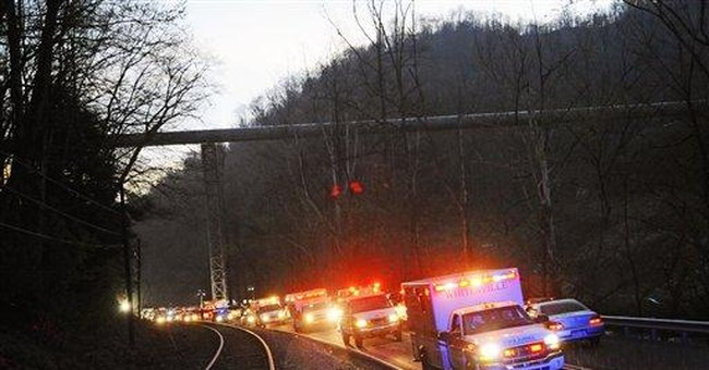 W.Va. mine boss charged with fraud in deadly blast