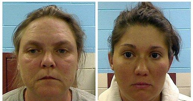Stepmom gives birth after arrest in girl's death