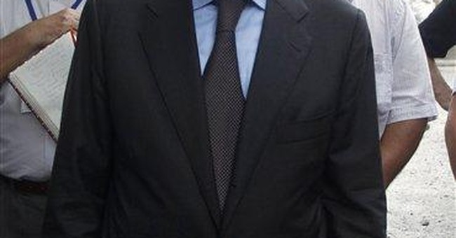 President of breakaway Georgian province attacked