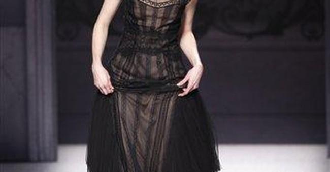 Italian winter fashion opts for dark