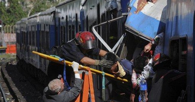 Official: Argentine train crash was avoidable