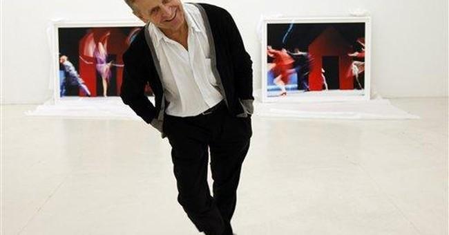 Baryshnikov shows his dance photography in Miami