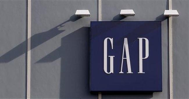 Gap's 4th-quarter profit falls 40 percent