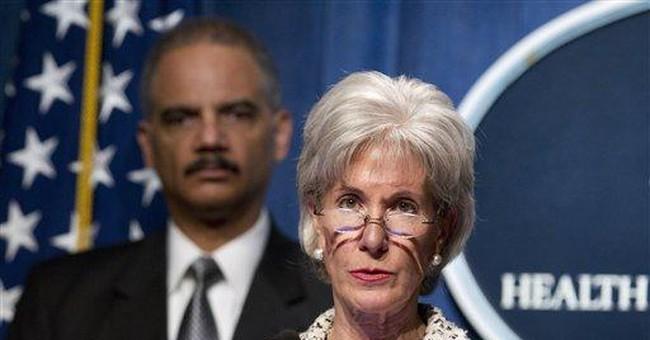 INSIDE WASHINGTON: Anti-fraud effort disappoints