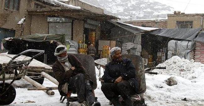 Amnesty says half a million Afghans displaced