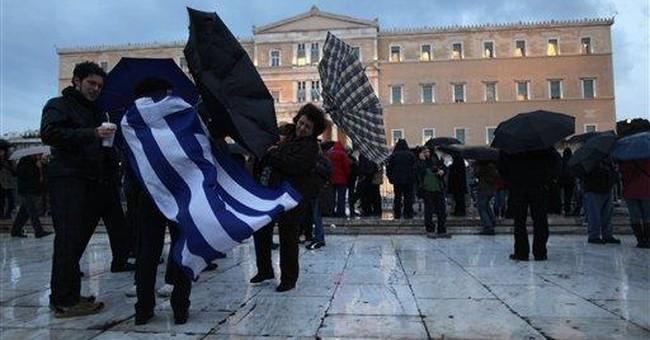 Greek Parliament to vote on debt writedown deal