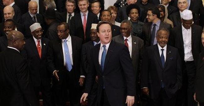 Nations pledge help, demand progress in Somalia