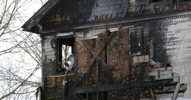 NJ house fire claims 5, including 4 children