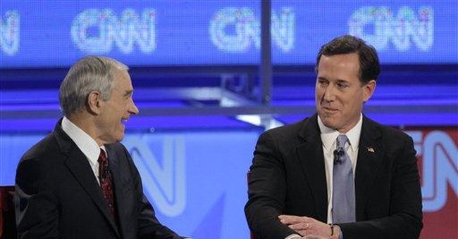 Study: Gingrich, Santorum plans hike deficit