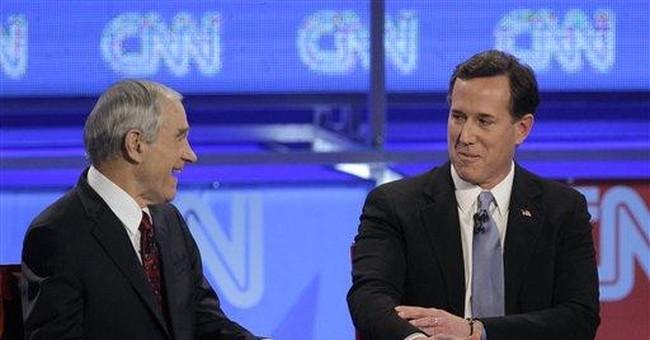 Study: Gingrich, Santorum plans hike deficit