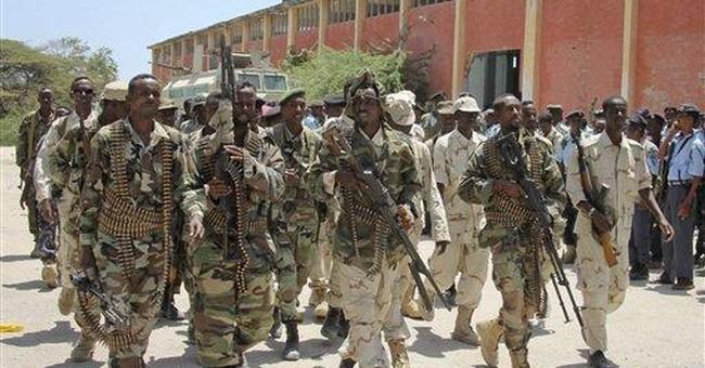 Somalia: A year of progress, as 300 al-Shabab flee