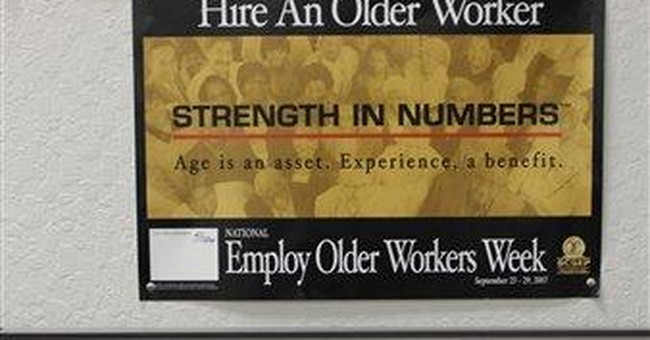 Unemployment aid applications stay at 4-year low