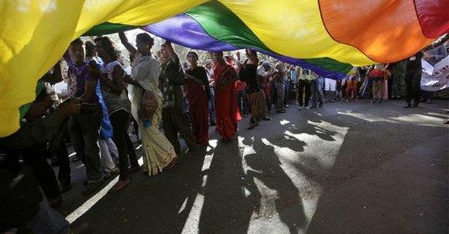 Confusion over Indian stand on legality of gay sex