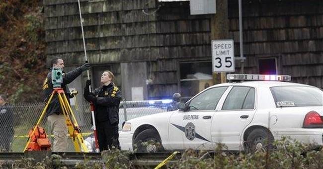 Wash. trooper killed at traffic stop; suspect dies