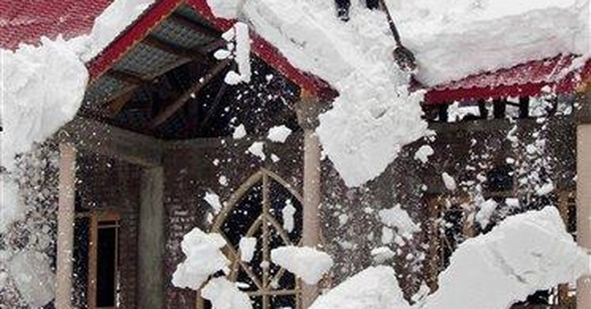 Avalanches hit Indian Kashmir; 16 soldiers killed
