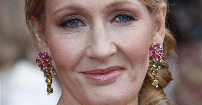 J.K. Rowling has deal for new novel for adults