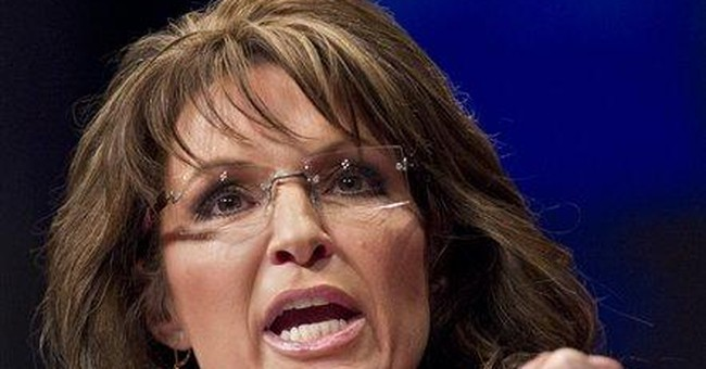 Palin on Alaska job: I can't take it anymore