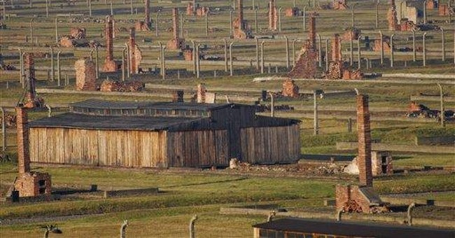 Poland, US museum tussle over Auschwitz barracks