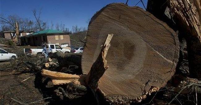 High season for tornadoes ahead, eyes on Southeast