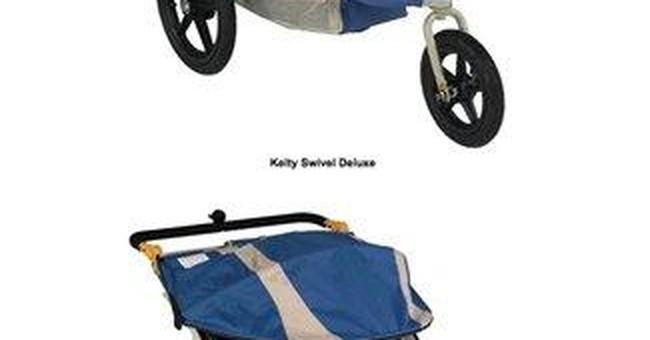Week's recalls: jogging strollers, bikes, ATVs