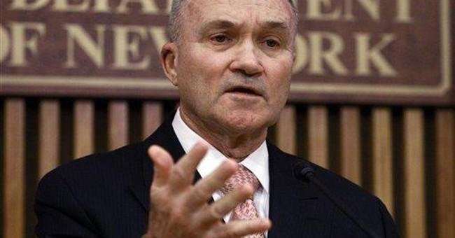NY mayor defends intelligence-gathering on Muslim