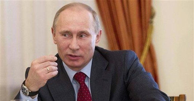 Putin touts nukes, urges US to be more positive