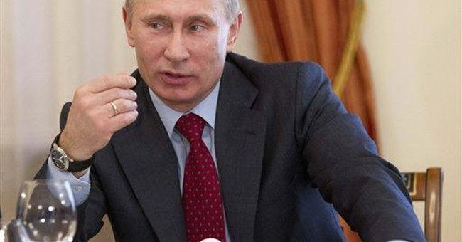 Putin touts nukes, urges US to be more positive