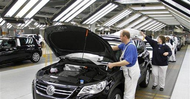 Volkswagen more than doubles earnings in 2011