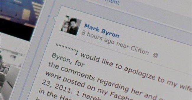 Ohio man given choice of Facebook apology or jail