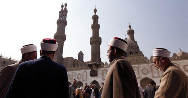 Islamists dominate in Egypt's upper house vote