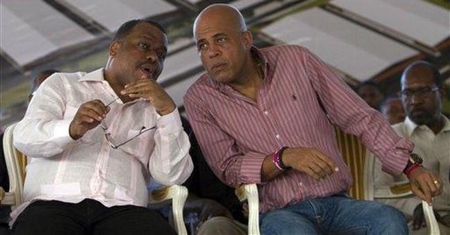 Haiti PM resignation threatens reconstruction