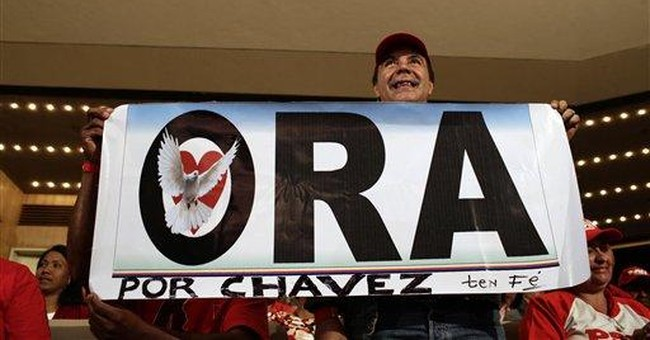 Venezuela top brass affirms loyalty to Chavez