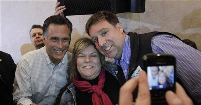 It's all economy, all the time for Romney