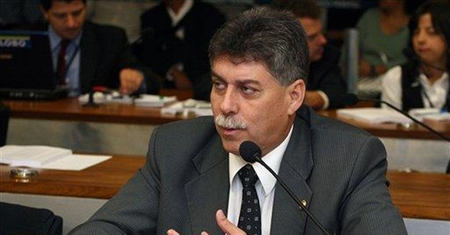 Slave labor charges filed against Brazil senator