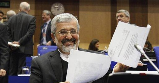 UN atomic agency: Iran rapidly expands nuke work
