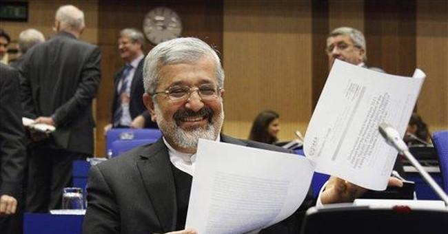 UN atomic agency: Iran rapidly expands nuke work