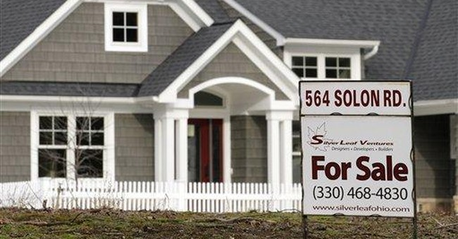 New-home sales dip after 4 straight monthly gains