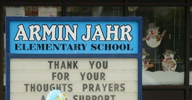 Father: 'My kid made a mistake' in school shooting