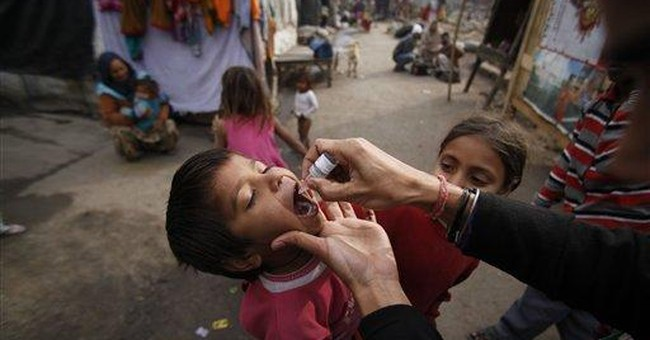 India removed from WHO list of nations with polio
