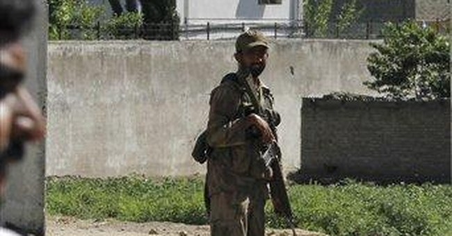 Pakistan begins demolition of bin Laden's compound