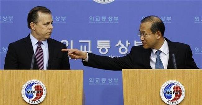 NKorea's Kim issues threat before SKorea-US drills