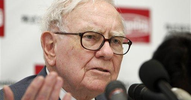 Sometimes even Warren Buffett gets it wrong