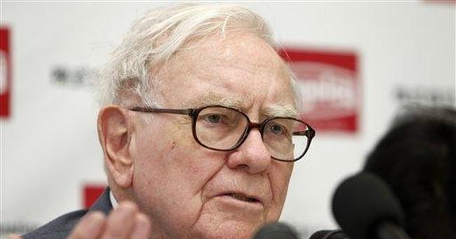 Sometimes even Warren Buffett gets it wrong