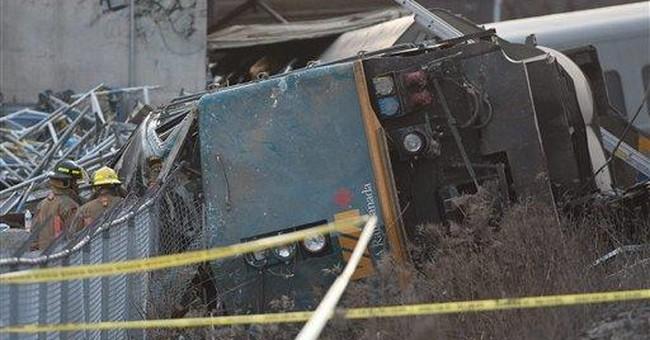 Officials say 3 dead in Canadian train derailment